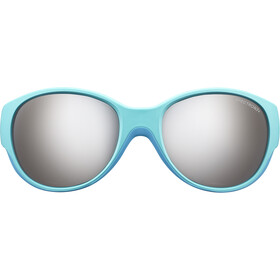 Julbo Lily Spectron 3+ Sunglasses Kids 4-6Y Turquoise/Sky Blue-Gray Flash Silver